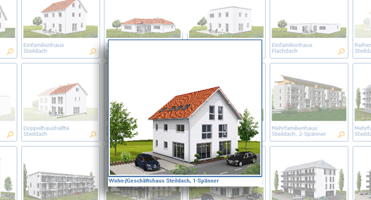 Gebäudeelemente
