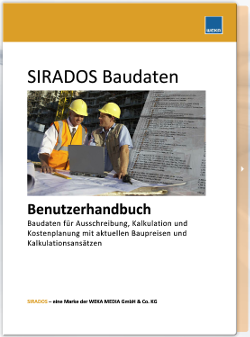 SIRADOS CD Handbuch