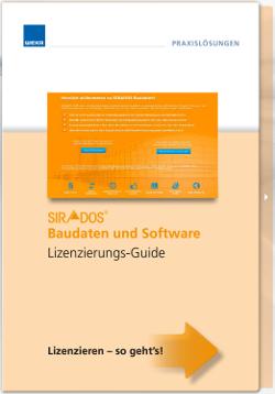 Angebot und Rechnung Lizenzierungs-Guide