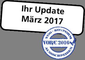 Update SIRADOS Baudaten 03/2017