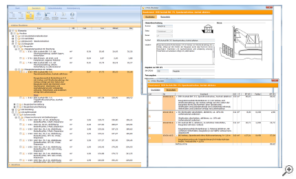 Bauelemente für die Kostenplanung nach DIN 276