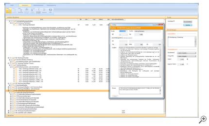 VOB-konforme Leistungsbeschreibungen