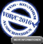 Ausschreibungstexte Neubau, Altbau, VOB Vorbemerkungen VOB/C 2016