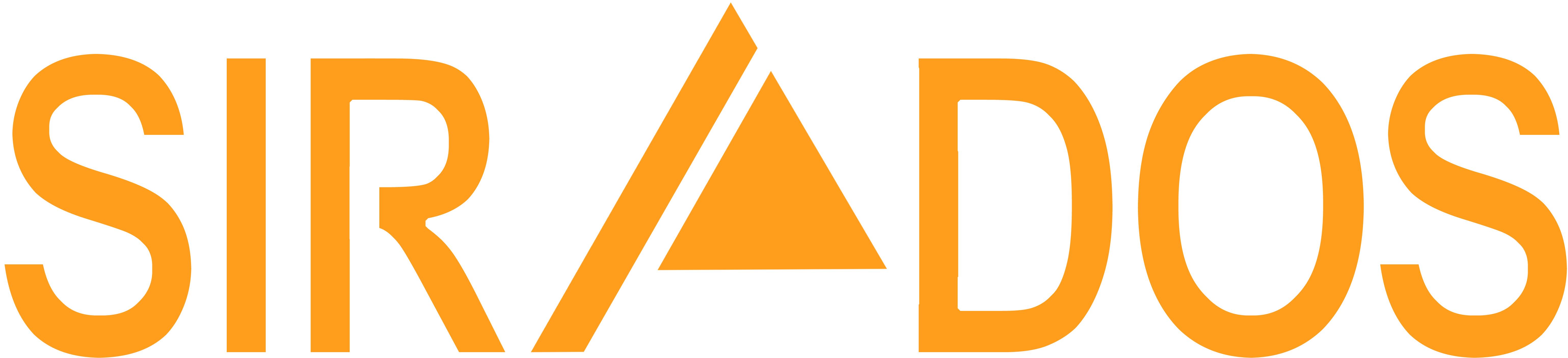SIRADOS Baudaten Logo