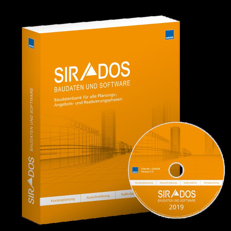 SIRADOS Produktabbildung