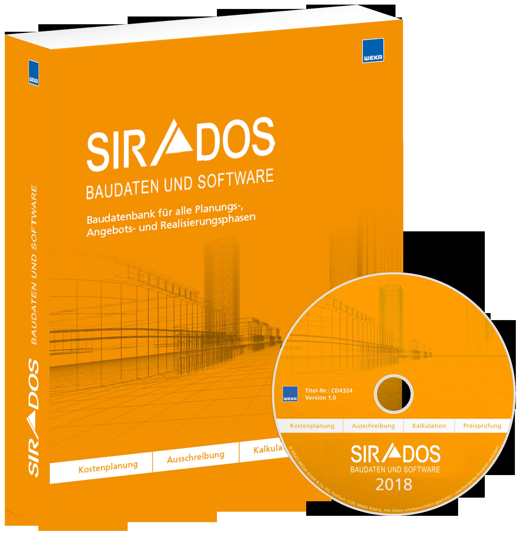 SIRDSOS Produktabbildung