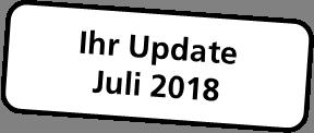 Update SIRADOS Baudaten 07/2018