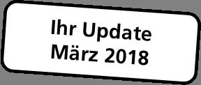 Update SIRADOS Baudaten 03/2018