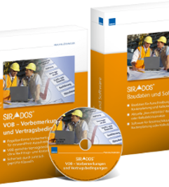 SIRADOS Baudaten Aktualisierung November 2016