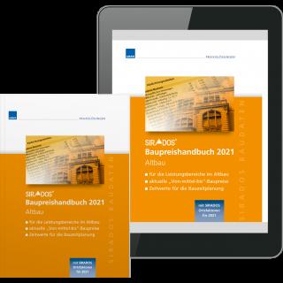 SIRADOS Baupreishandbuch Altbau inkl. Webviewer