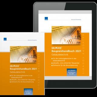 Baupreishandbuch Gebäudetechnik inkl. Webviewer