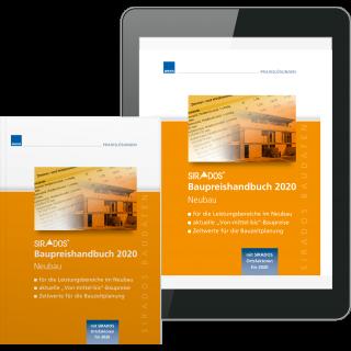 SIRADOS Baupreishandbuch Neubau inkl. E-Book
