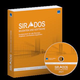 SIRADOS Baudaten Architektur Premium