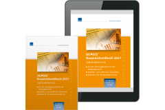 SIRADOS Baupreishandbuch Gebäudetechnik inkl. E-Book