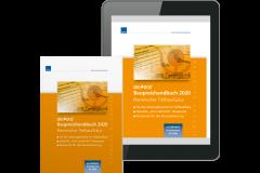 SIRADOS Baupreishandbuch Planerischer Tiefbau/GaLa inkl. E-Book