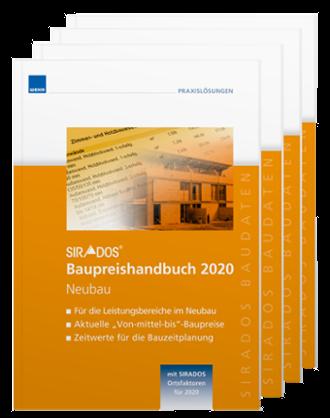 Baupreishandbücher 2020
